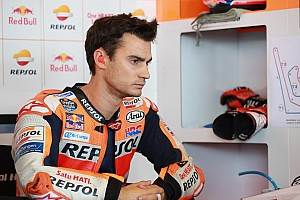 Pedrosa hits out at Puig's