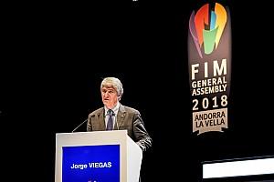 Jorge Viegas nouveau Président de la FIM