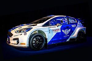 Así será el diseño del Ford Fiesta con el que Bottas competirá en el Rally de Rovaniemi