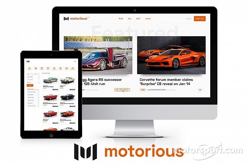 Motorsport Network en Speed Digital lanceren Motorious.com