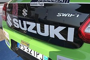 Suzuki Rally Trophy: Nicoletti promuove la Swift 1.0 Boosterjet a pieni voti