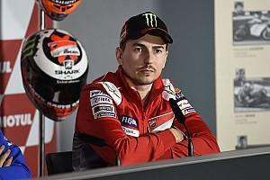 Lorenzo pastikan membalap di Valencia