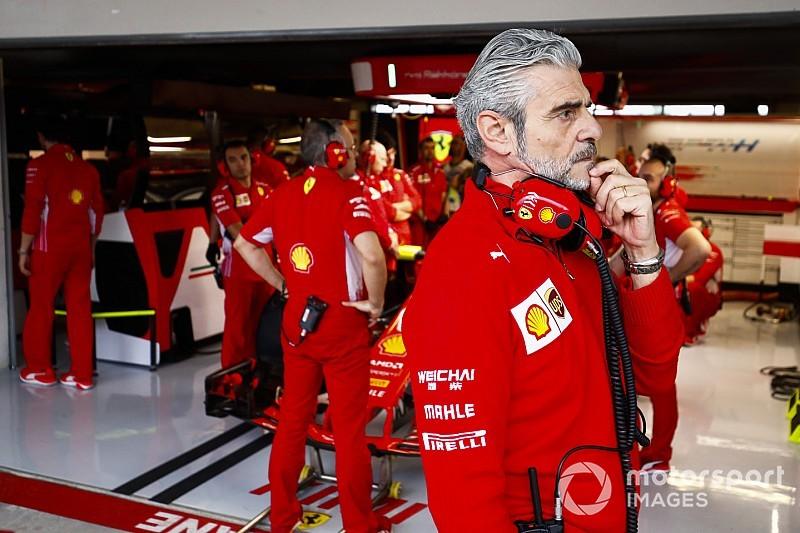 Ferrari-Präsident beteuert: Haben Arrivabene nicht rausgeworfen