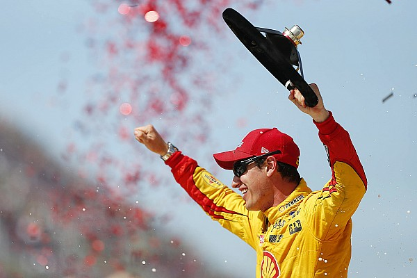 Monster Energy NASCAR Cup NASCAR Michigan: Joey Logano'dan sezonun ilk zaferi