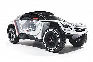 Dakar Breaking news Peugeot unveils new Dakar challenger