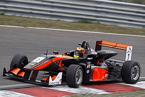 F3 Qualifying report Masters of F3: Ilott takes pole for qualifying race