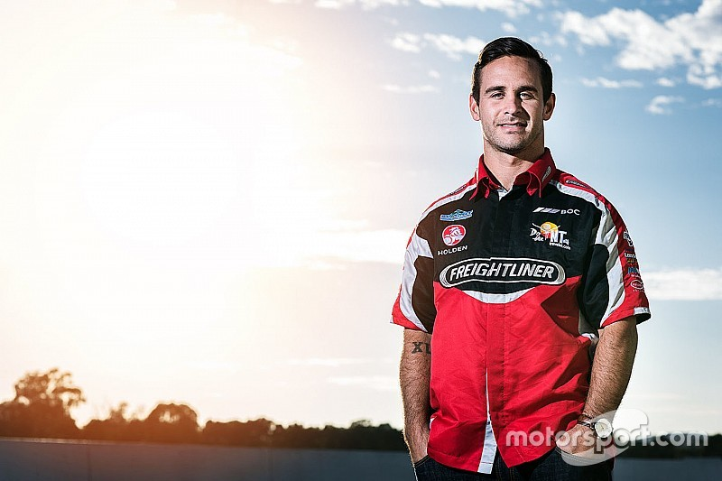 Walsh confirmed as Slade's co-driver
