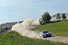 WRC Polandia: Mikkelsen di depan Paddon setelah Jumat pagi