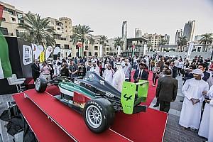 سباقات المقعد الأحادي الأخرى أخبار عاجلة إطلاق بطولة الفورمولا 4 في الإمارات العربية المتحدة