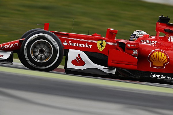 Formule 1 Testverslag Raikkonen bovenaan tijdens tweede testdag Barcelona, Verstappen derde