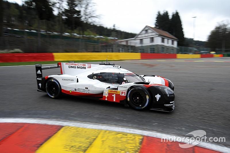 Porsche и G-Drive выиграли поулы в Спа, Петров разбил машину