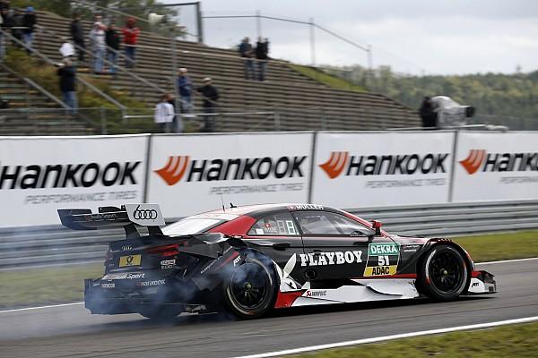 DTM Audi відкинула звинувачення Глока в маніпуляціях гонками