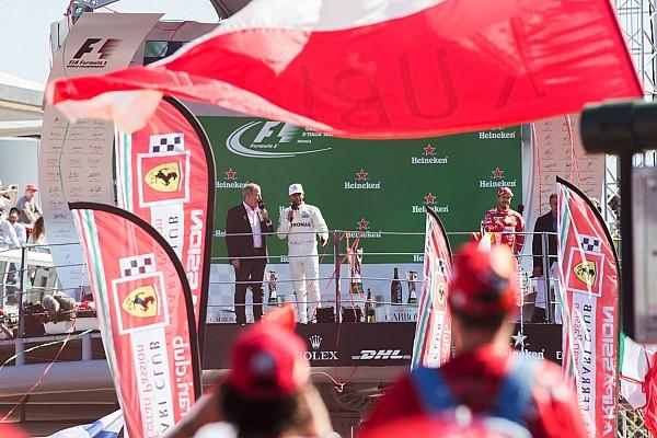 Formula 1 Son dakika Hamilton: Kırmızı favori rengim, ama bulunduğum yerde mutluyum