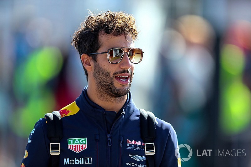 Ricciardo: Red Bull needs 2018 title bid to keep me