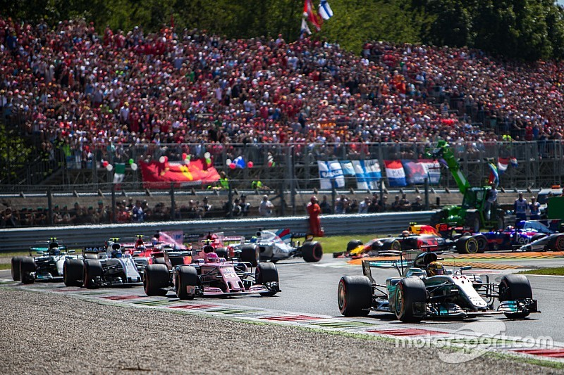 イタリア、F1無料放送が消滅の危機。リバティの財政的要求を満たせず