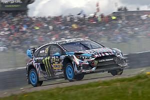 World Rallycross Résumé de course Bakkerud en tête avant les demi-finales, Loeb qualifié