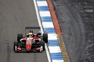 F3 Europe Race report Hockenheim F3: Ilott leads Prema 1-2-3 in dominant fashion