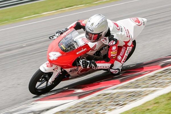ATC Race report ATC Jepang: Gerry terjatuh, Irfan finis keempat