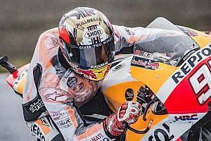 MotoGP Antrenman raporu Avustralya MotoGP 1. Antrenman: Marquez lider