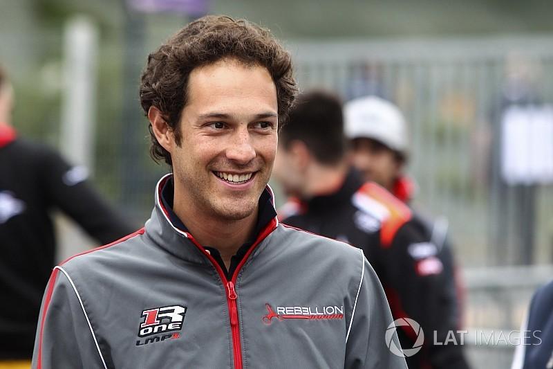 Senna rejoint Alonso et Di Resta pour Daytona