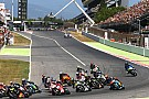 Гонщики MotoGP протестують новий асфальт траси Каталонії  у травні