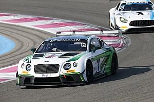 BES Reporte de la carrera El Bentley de Soucek gana los 1.000 km de Paul Ricard
