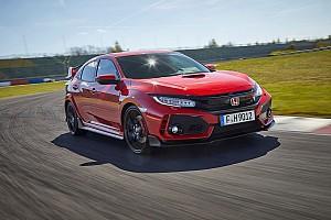 Prodotto Test Honda Civic Type R, la prova in pista