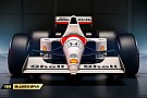 Sim racing Vídeos y fotos: los coches clásicos de F1 en el videojuego 2017