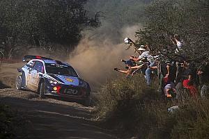 WRC Leg звіт Ралі Аргентина: коли все вирішує одна секунда
