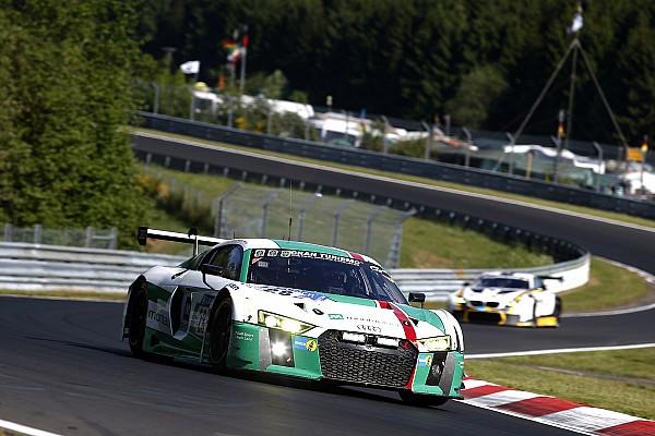 Endurance Race report Nurburgring 24h: Land Audi grabs unlikely win on final lap