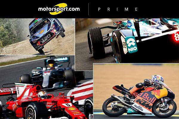 GENEL Son dakika Motorsport.com Prime, F1 Racing ile geliyor!
