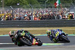 MotoGP Reactions Zarco: Karier saya tidak bergantung pada Rossi