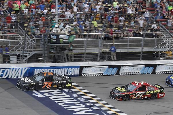 NASCAR Cup Truex on team orders: