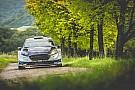 WRC WRC-Rallye Deutschland: Tänak führt vor Mikkelsen, Dreher von Ogier