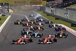 F1 Noticias de última hora La F1 tuvo acercamientos de 40 nuevos Grandes Premios