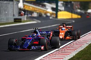 Formula 1 Breaking news Toro Rosso-Honda gagal capai kesepakatan F1 2018