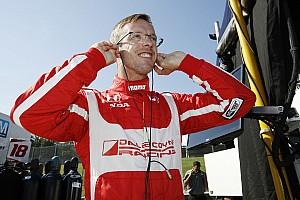 IndyCar Новость Врачи разрешили Бурдэ вернуться в гонки