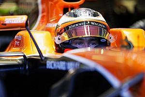 McLaren confirma a Vandoorne para 2018