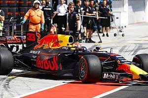 Ферстаппен натякнув на можливий розрив із Red Bull