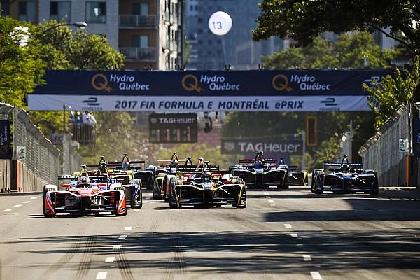 Формула E Новый мэр Монреаля отменила финальный этап сезона Формулы Е