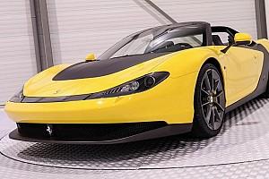 Automotive Nieuws 'Nederlandse' Ferrari Sergio voor 4,3 miljoen euro al van jou