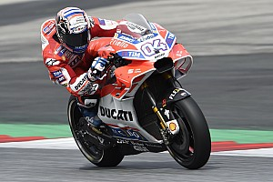 MotoGP Breaking news Dovizioso: Ducati still must improve to sustain title challenge
