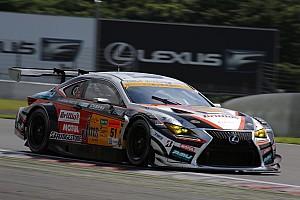 スーパーGT 速報ニュース 【スーパーGT】#51 JMS LMcorsa RC F GT3、想定以上の低い路面温度に苦しみ17位