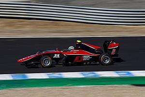 GP3 Crónica de Carrera Victoria de Fukuzumi en la GP3