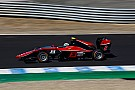 GP3 Victoria de Fukuzumi en la GP3