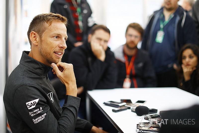 McLaren oferece função de embaixador a Button