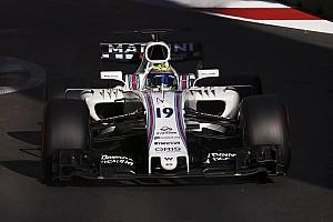 Lowe: Massa, Bakü galibiyetini Williams nedeniyle kaybetti