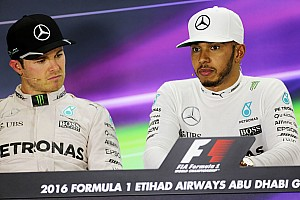 Formula 1 Commentary Opinion: Will Hamilton's final act of 2016 come back to haunt him?