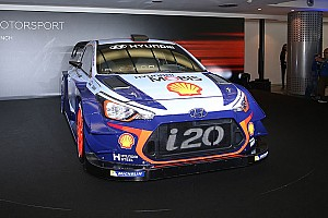 WRC Preview Hyundai i20 Coupe WRC ready for competitive debut at Rallye Monte-Carlo