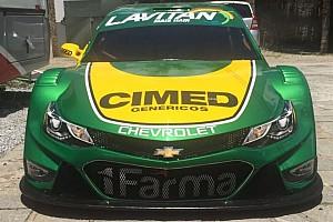 Stock Car Brasil Últimas notícias Cimed Racing apresenta primeiras imagens de novo carro